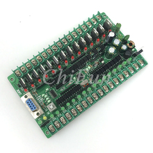 Domestic PLC industrial control board MCU control board programmable logic controller FX1N-30MT(China)