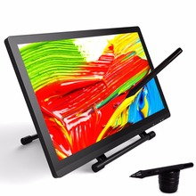 graphic tablet display size 21.5 inch upgraded Interactive Digital Graphic Tablet Monitor(China)