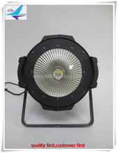 Warm white/cool white/rgbw 4in1 or uv color Led Par Can Light Cob Cannon Wash Indoor 100W Cob Led Par Light