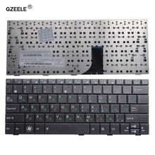 GZEELE Brand new laptop keyboards for ASUS EPC 1005HA EEE PC 1005 HA 1005 1005HD 1008 1008HA RU / BLACK keyboard REPLACE BLACK