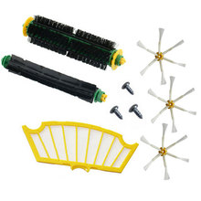 Accessory Brush for Irobot Roomba 500 Series 510 530 532 535 540 555 560 562 570 572 580 581 590 Vacuum Cleaner Parts
