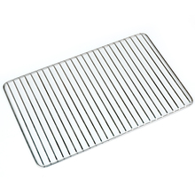 304 Thick stainless steel wire meshes delicate charcoal grill plate Non-stick easy to clean barbecue net for picnic or household