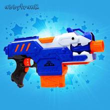 Soft Bullet Toy Pistol Gun Toy Sniper Rifle Plastic Gun 20 Bullets 1 Target Electric Gun Arma Orbeez Arme Children Birthday Gift