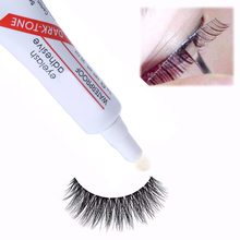 TOMTOSH Fashion 15g Lash Glue Eyelash Adhesive Eyelash Glue Waterproof False Eyelash Accessories Red Free shipping