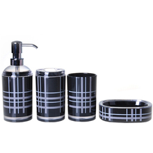 UK Bathroom Set  Euro Classic Bathroom Accossories UK Colorful Plastic Bath Set The Best Corporate Gifts in 2016