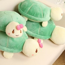 turtle plush toy nice and soft cushion back cushion low price best quality
