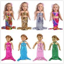 Поделки для девочек: Как сделать хвост русалки для куклы 8