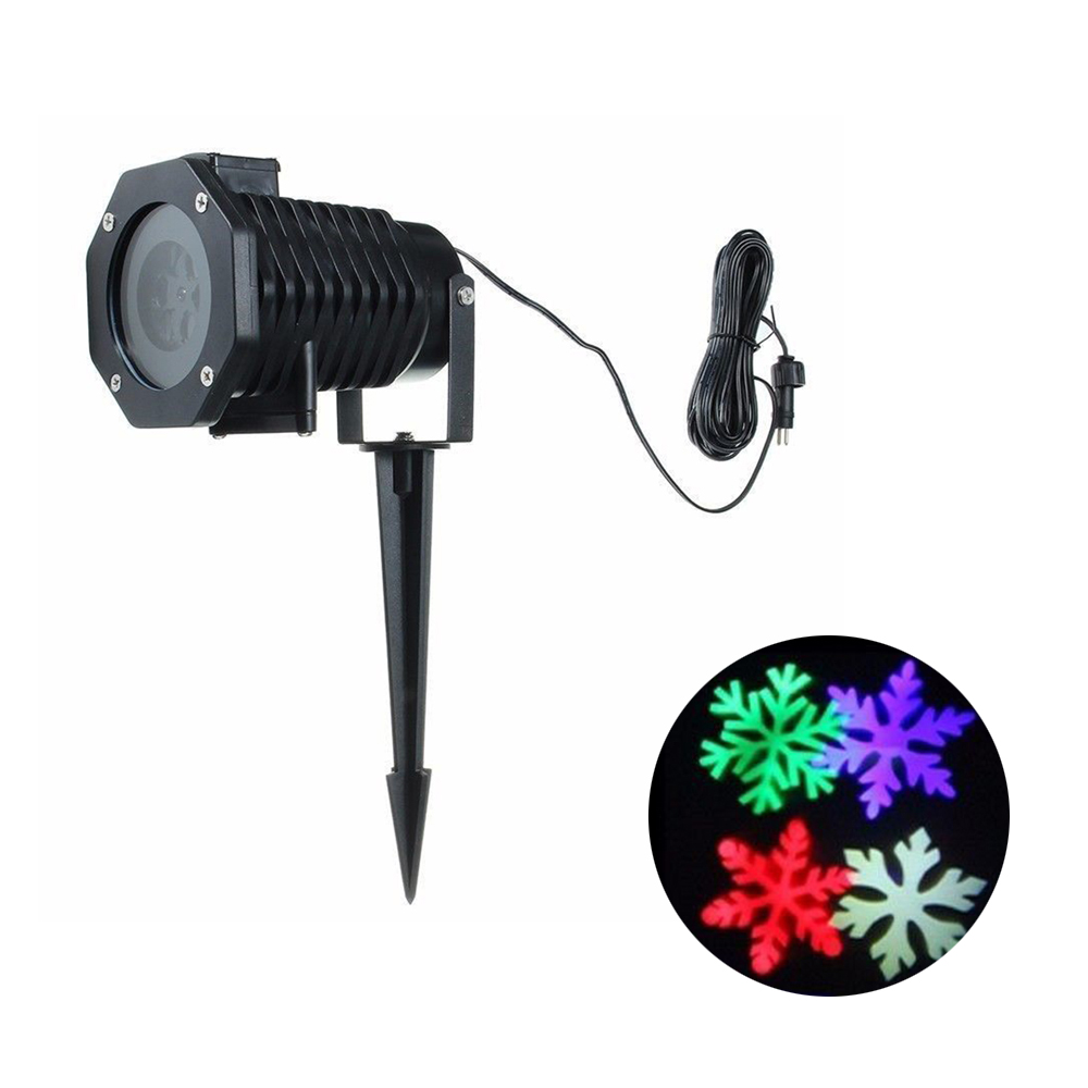 10 Pattern Laser Landscape Projector Light Christmas Party AU/UK/US/EU Plug Lawn Light Waterproof IP44 5M Cable Projector LED<br>