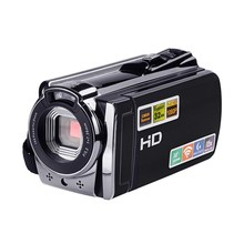 "WIFI Camera Video Camcorder DV with Remote 16X Zoom HD IR Night Vision 3.0"" LCD Touch Screen Digital Photo Camera Professional(China)"