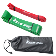 "2015 New Pilates Crossfit Men And Combination Cheaper Natural Latex 41"" Strength Resistance Bands Pull Up Strengthen Muscles(China)"