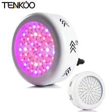 1Pcs UFO 150W Full Spectrum Led Grow Lights Hydroponic Systems Grow Box Waterproof Led Lamps For Plant Vegetable Greenhouse(China)