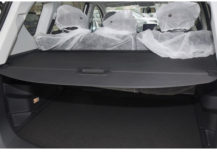 rear parcel shelf 2007-2016 FOR Mitsubishi Outlander  trunk cover material curtain rear curtain retractable spacer 13 (6)