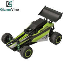 GizmoVine RC Car 1/32 RC Vehicle Electric RTR Buggy Rc Car High Speed Mini car 2.4G Remote Control 2WD Buggy Vehicle Kick Flip(China)