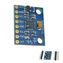 1PCS GY-521 MPU-6050 MPU 6050 Module 3 Axis analog gyro sensors+ 3 Axis Accelerometer Module for Arduino(China)