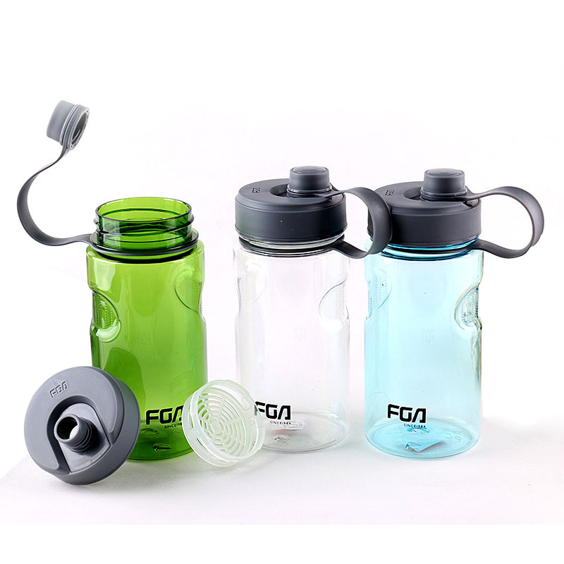 Hot Sale 700ml Plastic Solid Watter Bottles Lids Camping Equipment Sport Bottle Drinkware Tour Bottle High Quality(China)