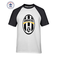2017 Fashion Summer Style Juventus Fashion Male Cotton Funny T Shirt for men