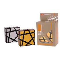 BABELEMI 1x3x4 Ghost Magic Cube Speed Puzzle Cubes Educational Toys for Kids Children