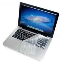 Silicone Thin Clear KeyBoard Cover Skin For MacBook for Old Macbook Pro 13 15 17   H0T0