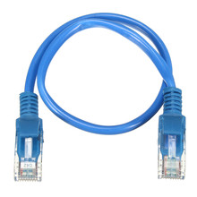 20cm RJ45 Cable CAT 5 Male to Male Cable Computer Network LAN Ethernet Internet Wire Cord Patch Lead Crystal Head Short Cable