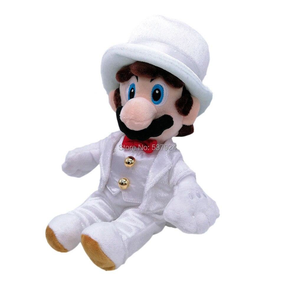 Mario with White Dress-9inch-150g-32-B