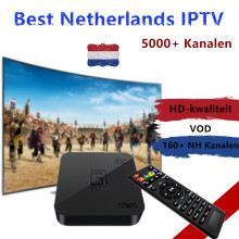 Buy Best Netherlands IPTV GOTiT S905 Android TV Box Dutch Europe IPTV H.265 4K Amlogic S905 Quad-Core android tv box 5000+ live tv for $72.80 in AliExpress store