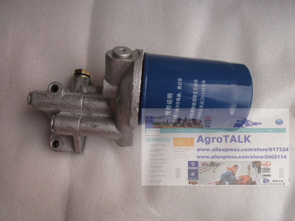 Changchai 3LS30 EPA engine parts for tractor like Dongfeng, the oil filter assembly, parts number: <br>