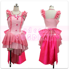 Mermaid Melody Pichi Pichi Pitch Lucia Nanami Uniforms Cosplay Costume Custom Made Uniforms Free Shipping