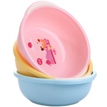 Baby Bath Swimming Pool Wood Bath Tub Plastic Tubs Babies Floral New Brand Pp Explosion Models Safety Baby Shower(China)