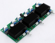 YJ  Assembled TDA7498 6 channel 100W*6 Class D Power Amplifier board