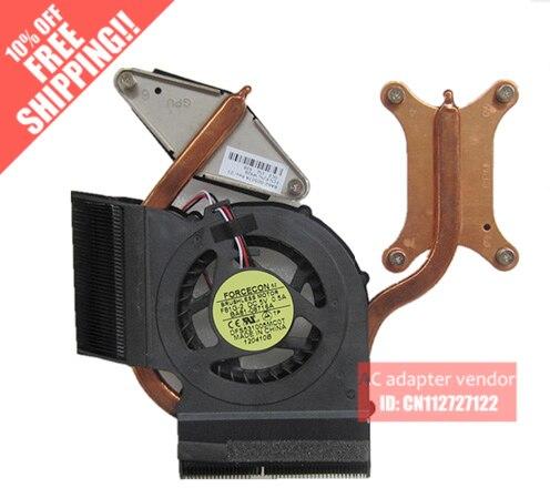 FOR Samsung R403 R429 R431laptop fan radiator heat sink<br>