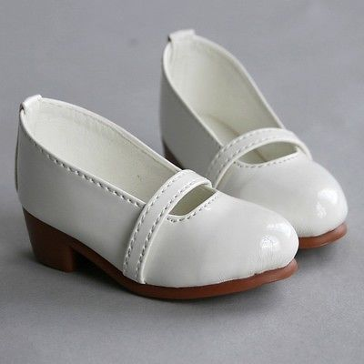 [wamami] 122# New White Cute 1/3 DZ SD AOD BJD Dollfie Synthetic Leather Shoes<br>
