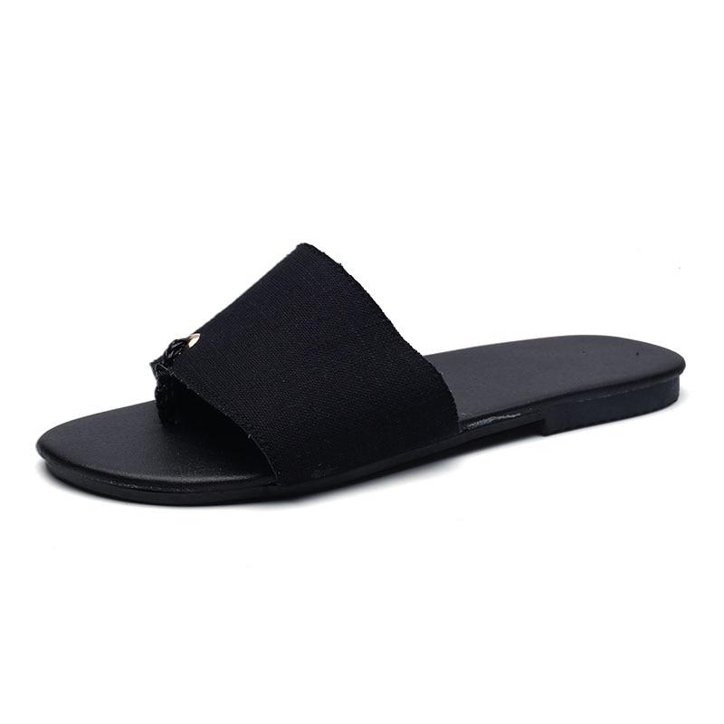 Men Soft Sole Light Weight Casual Beach Flip Flops Summer Slippers Rubber Shoes
