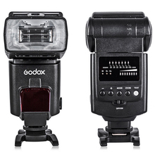 Godox TT660 GN58 Flash speedlite High-speed sync 1/200 sec photographic equipment Canon Nikon Pentax Olympus etc - ShenZhen New Vision Co.,Ltd store