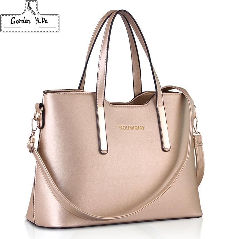 New woman bag 2016 Casual ladies bag handbag famous brands shoulder bag Luxury PU leather designer handbags tote feminina bolsas<br><br>Aliexpress