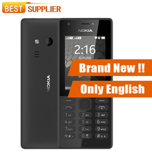Original New Nokia 216 Dual SIM Bluetooth,Video player,Dual Camera 0.3MP,MP3 player Support 1020mAh Mobile Phone Free Shipping(China)