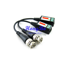 Guaranteed 100% Network CAT5 to Camera CCTV BNC Video Balun Transceiver for cctv camera security camera