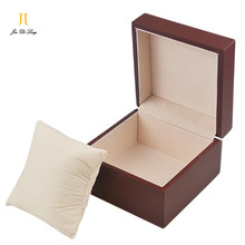 Matte Finish Antique Wood Watch Box Flannel Pillow Case For Watches Organizer Box Watches Better Than Jewelry Watch Boxes