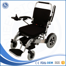 Phycical Therapy Equipments factory Electric Power Wheelchair old people supplies handicapped lightweight Electric Wheelchair(China)