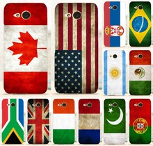 Mexico France UK Ukraine Canada America Russia National Flag Cases Covers For HTC One 2 Mini M8 mini m 8 mini m8mini Case Shell