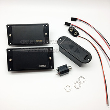 EMG 81/85 Active pickup Electric Guitar neck and bridge Humbucker Pickups in stock Free Shipping