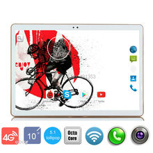 10 inch 3G 4G LTE Tablet Octa Core Google Play Store Android 5.1 OS 4GB RAM 32GB ROM 1280*800 HD IPS Screen GPS Tablet 10 10.1