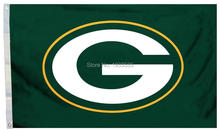 Green Bay Packers 3'x5' All Pro Design Flag(China)