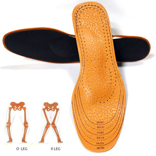 Orthopedic Insoles Free Size Unisex  Arch Support Flat Feet Pads Running Orthotic Insoles Insert Cushion for Men Women