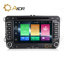 Android 6.0 octa core RK3688 2 din DVD GPS radio stereo For SEAT VW POLO SAGITAR JETTA MAGOTAN PASSAT B6 B7 CC TOURAN GOLF 5 6