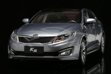 Diecast Car Model KIA K5 2011 1:18 (Gray) + SMALL GIFT!!!!!!!!!!!