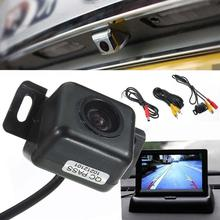 HD Car Auto Rear View Parking Camera 12V Anti Fog Waterproof  Wide Angle 480 TV lines  Night Vision Vehicle  Parking Camera Kits