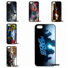 For iPhone 4 4S 5 5C SE 6 6S 7 Plus Samung Galaxy J5 J3 J7 A5 A3 S7 S6 Edge Need For Speed Fashion Car Cell Phone Case Cover
