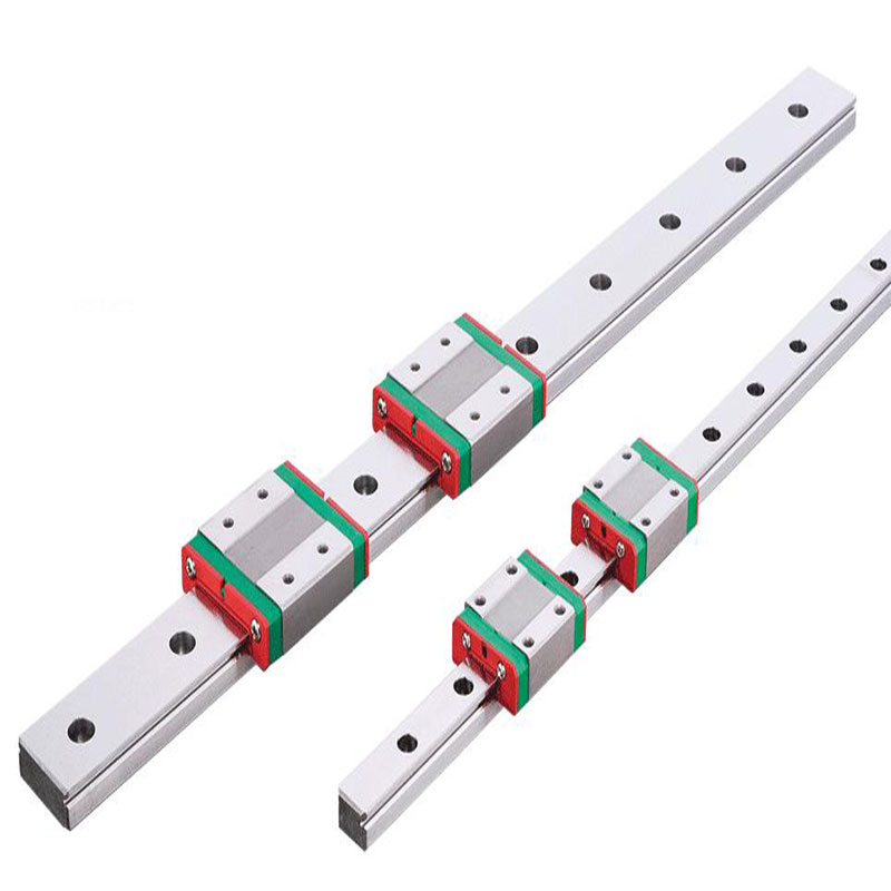 Free shipping 9mm Linear Guide MGN9 L= 600mm linear rail way + MGN9C or MGN9H Long linear carriage for CNC X Y Z Axis<br><br>Aliexpress