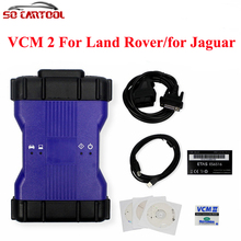 Newest V143 VCM 2 JLR VCM II  For Land Rover/for Jaguar VCM2 IDS OBDII Auto Diagnostic Tool VCM II With Multi Function