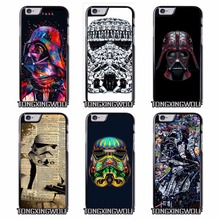 Stormtrooper Helmet Star Wars  Cover Case for IPhone 4 4s 5c 5 5s se 6 6s 7 plus